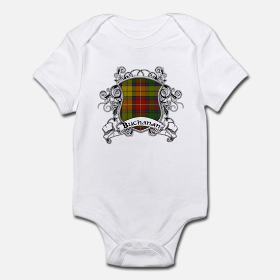 Buchanan Tartan Shield Infant Bodysuit