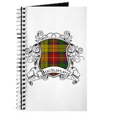Buchanan Tartan Shield Journal