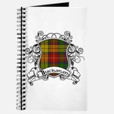 Buchanan Tartan Shield Journal