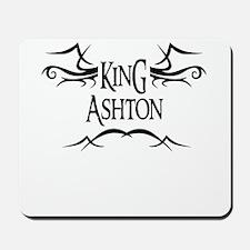 King Ashton Mousepad