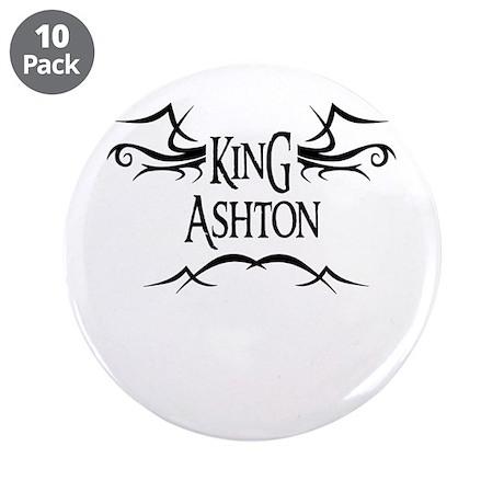 King Ashton 3.5 Button (10 pack)