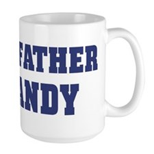 Proud Father of Sandy Mug
