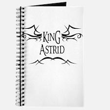 King Astrid Journal