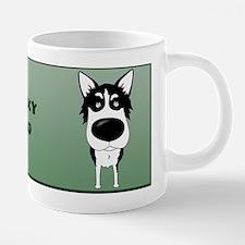 BlkHuskyDadMug.jpg 20 oz Ceramic Mega Mug