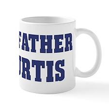 Proud Father of Kurtis Small Small Mug