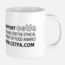 Cute Non profit shops 20 oz Ceramic Mega Mug