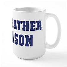 Proud Father of Jason Mug