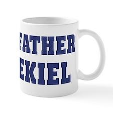 Proud Father of Ezekiel Mug