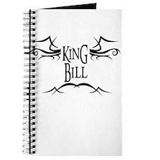 King Bill Journal