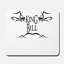 King Bill Mousepad
