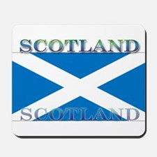 Scotland Scottish Flag Mousepad