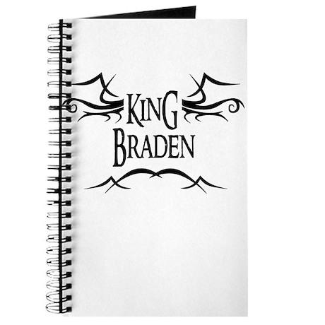 King Braden Journal