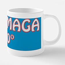 Krav Maga 360 Degrees Back 20 oz Ceramic Mega Mug