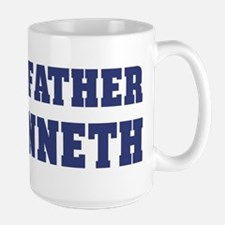Proud Father of Kenneth Mug