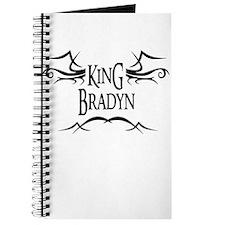 King Bradyn Journal