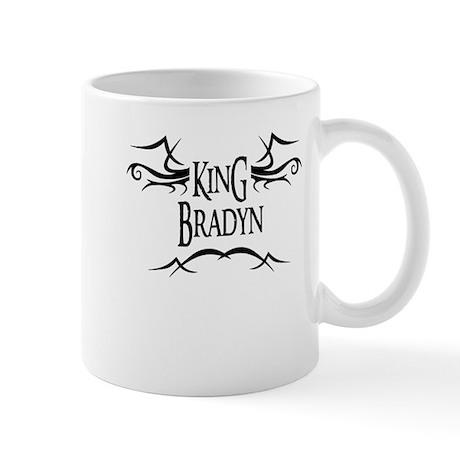 King Bradyn Mug