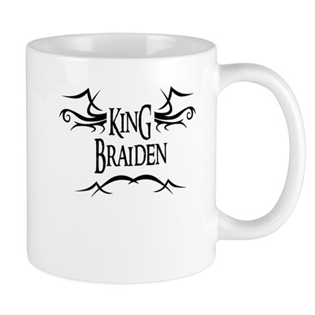 King Braiden Mug