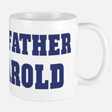 Proud Father of Harold Small Small Mug