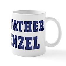 Proud Father of Denzel Mug