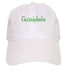 Germiphobe Baseball Baseball Cap