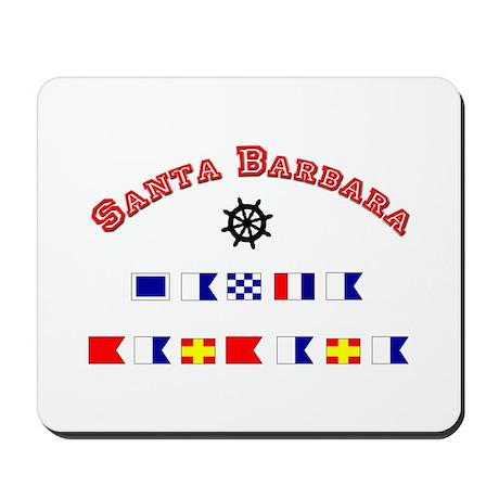 Santa Barbara Mousepad