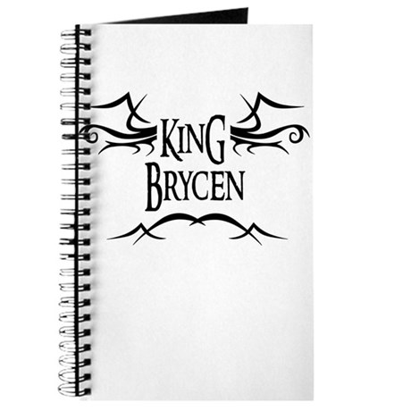 King Brycen Journal