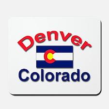 Denver 1 Mousepad