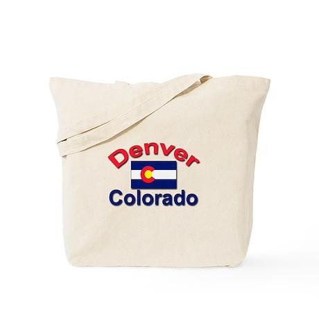 Denver 1 Tote Bag