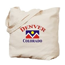 Denver 2 Tote Bag