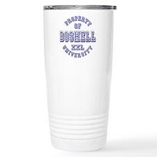 Property of Boshell University Travel Mug