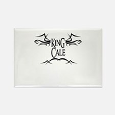 King Cale Rectangle Magnet