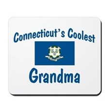 Coolest Connecticut Grandma Mousepad