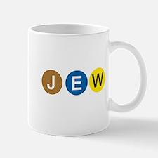 J E W Mug