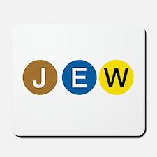 J E W Mousepad