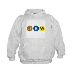 J E W Hoodie