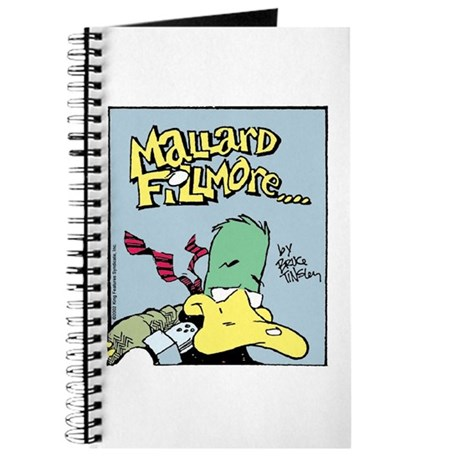 Mallard Fillmore Logo Journal