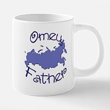 Adoption blue 20 oz Ceramic Mega Mug