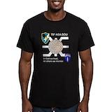 Berlin brigade Fitted T-shirts (Dark)