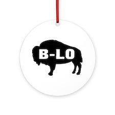 B-LO Ornament (Round)