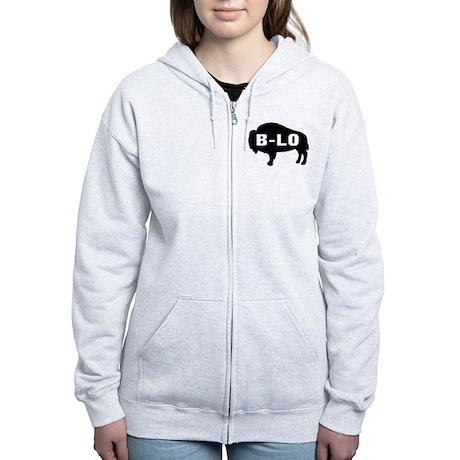 B-LO Women's Zip Hoodie