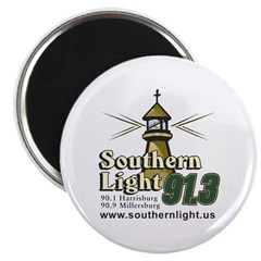 """Southern Light 2.25"""" Magnet (10 pack)"""