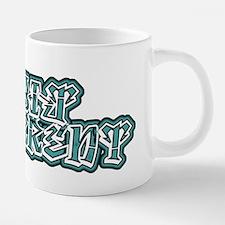 Cute Copyright 20 oz Ceramic Mega Mug