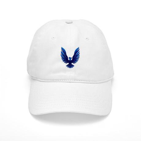 GameDome Blue Phoenix Cap