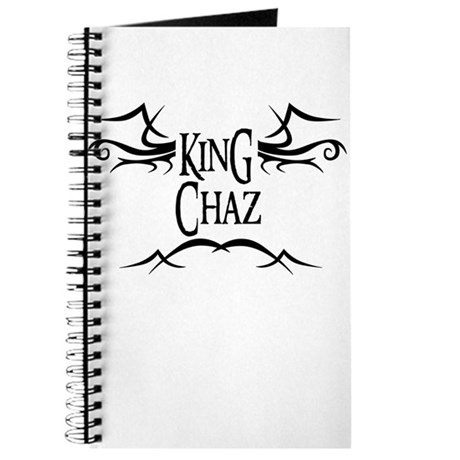 King Chaz Journal