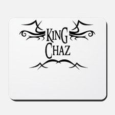 King Chaz Mousepad