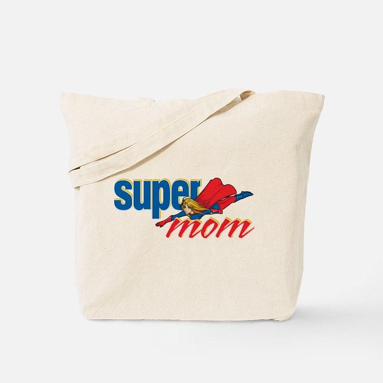SuperMom Tote Bag