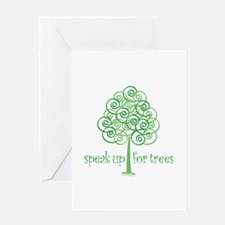 Tree Advocate Greeting Card
