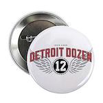 """The Detroit Dozen 2.25"""" Button (10 pack)"""