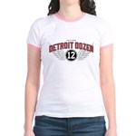 The Detroit Dozen Jr. Ringer T-Shirt