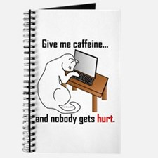 Give Me Caffeine... Journal